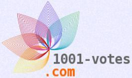 Logo 1001 votes