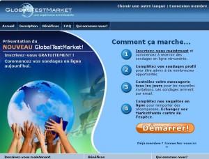 Accueil GlobalTestMarket